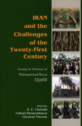Iran and the Challenges of the Twenty-First Century